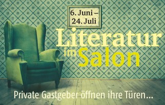 Logo: Literatur im Salon