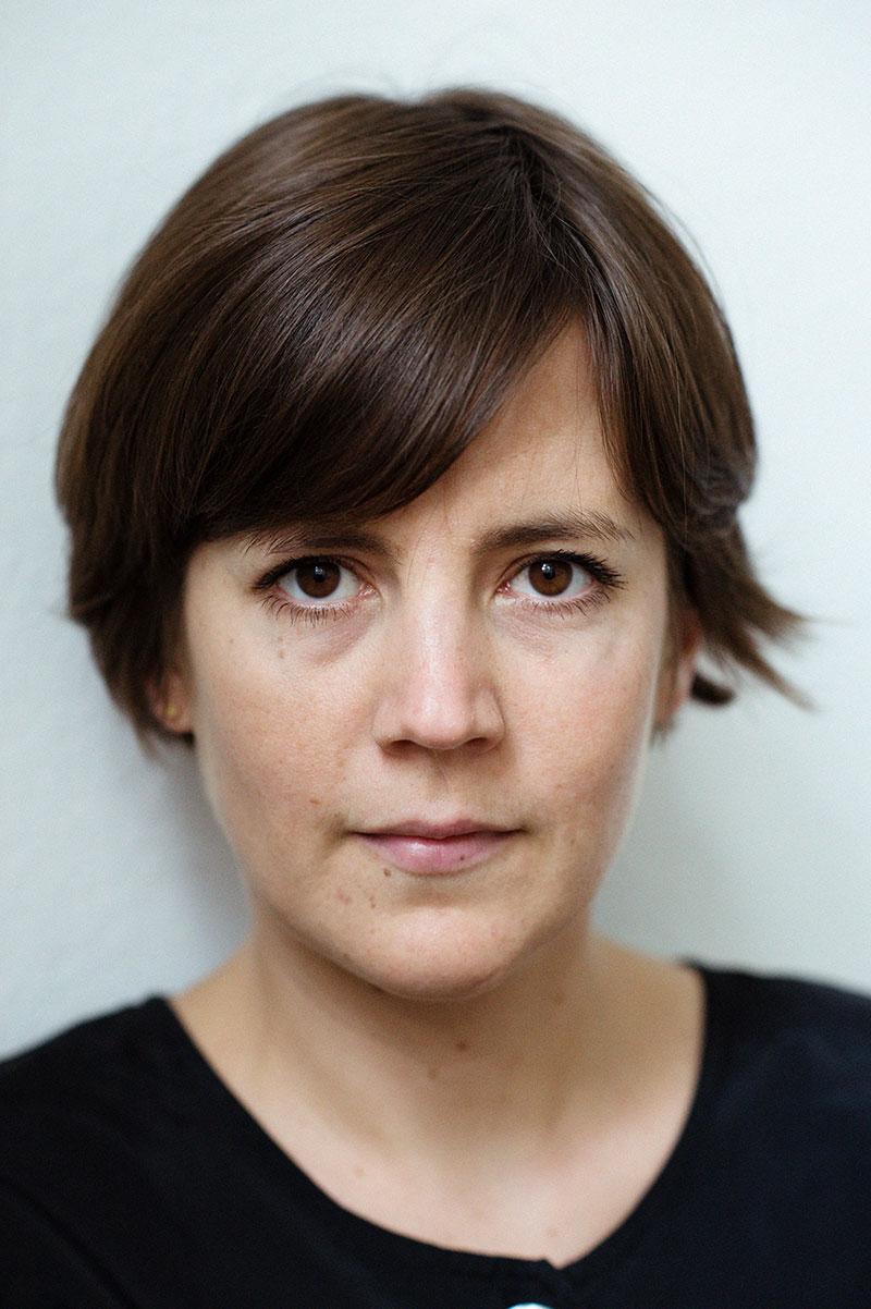 Julia Wolf (Foto: Franziska Rieder)