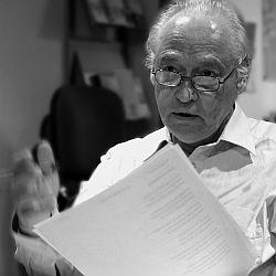 Lesung mit Wolfgang Haenle