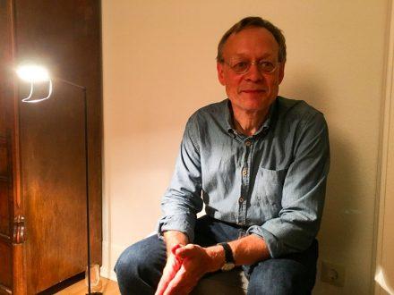 Walle Sayer liest bei »Literatur im Salon«
