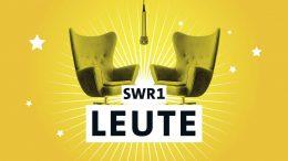 SWR 1 Leute mit Arno Geiger