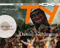 """(Hör) - Buchtipp von Astrid Braun: """"Tyll"""" von Daniel Kehlmann"""