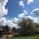 Garnisonsschützenhaus im Frühling © Nina Blazon