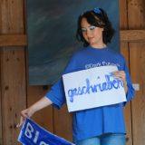 "Schüler:innengruppe ""Ins Blaue ..."" © Gudrun Vogel"